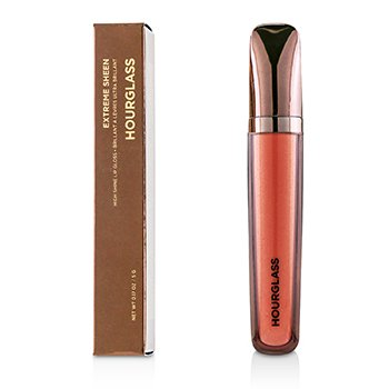 HOURGLASS EXTREME SHEEN HIGH SHINE LIP GLOSS - # LUSH (METALLIC PEACHY PINK)  5G/0.17OZ