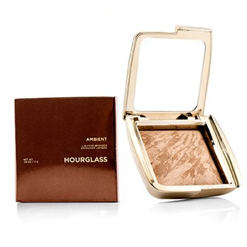 HOURGLASS AMBIENT LIGHTING BRONZER - # LUMINOUS BRONZE LIGHT  11G/0.39OZ