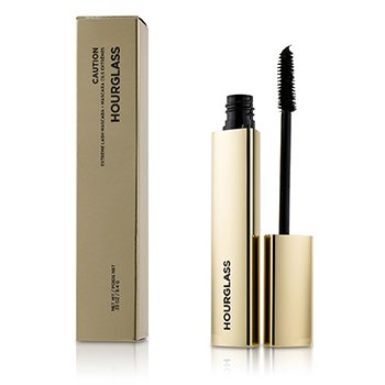 HOURGLASS CAUTION EXTREME LASH MASCARA - # ULTRA BLACK  9.4G/0.33OZ