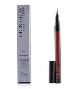 CHRISTIAN DIOR DIORSHOW ON STAGE LINER WATERPROOF - # 876 MATTE RUSTY  0.55ML/0.01OZ