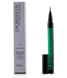 CHRISTIAN DIOR DIORSHOW ON STAGE LINER WATERPROOF - # 461 MATTE POP GREEN  0.55ML/0.01OZ