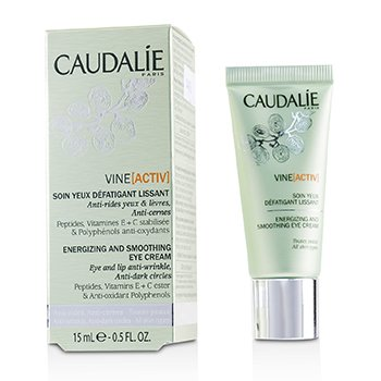 CAUDALIE VINE[ACTIV] ENERGIZING AND SMOOTHING EYE CREAM  15ML/0.5OZ
