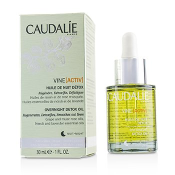 CAUDALIE VINE[ACTIV] OVERNIGHT DETOX OIL  30ML/1OZ