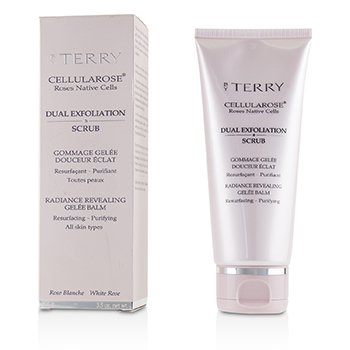 BY TERRY CELLULAROSE DUAL EXFOLIATION SCRUB  100G/3.5OZ
