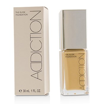 ADDICTION THE GLOW FOUNDATION SPF 20 - # 013 (GOLDEN SAND)  30ML/1OZ