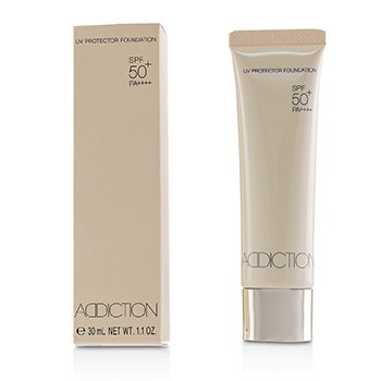 ADDICTION UV PROTECTOR FOUNDATION SPF 50 - # 013 (GOLDEN SAND)  30ML/1.1OZ