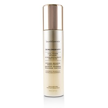 BAREMINERALS SKINLONGEVITY VITAL POWER INFUSION (SALON SIZE)  200ML/6.7OZ