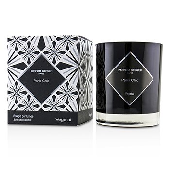 LAMPE BERGER GRAPHIC CANDLE - PARIS CHIC  210G/7.4OZ