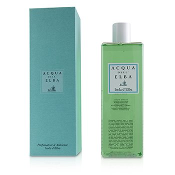 ACQUA DELL'ELBA HOME FRAGRANCE DIFFUSER REFILL - ISOLA D'ELBA  500ML/17OZ
