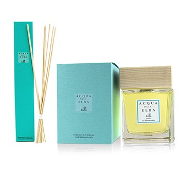 ACQUA DELL'ELBA HOME FRAGRANCE DIFFUSER - ISOLA DI MONTECRISTO  500ML/17OZ