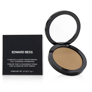 EDWARD BESS FLAWLESS ILLUSION TRANSFORMING FULL COVERAGE FOUNDATION - # TAN  7.7G/0.27OZ