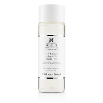 KIEHL'S CLEARLY CORRECTIVE BRIGHTENING & SOOTHING TREATMENT WATER  200ML/6.8OZ
