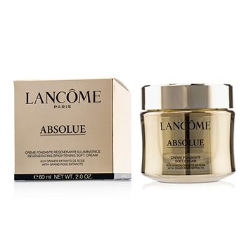 LANCOME ABSOLUE CREME FONDANTE REGENERATING BRIGHTENING SOFT CREAM  60ML/2OZ