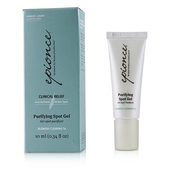 EPIONCE PURIFYING SPOT GEL (BLEMISH CLEARING TX)  10ML/0.34OZ