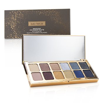 LAURA MERCIER NIGHTS OUT EYE SHADOW PALETTE 16550  12X1G/0.03OZ