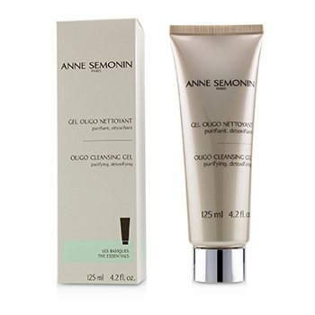 ANNE SEMONIN OLIGO CLEANSING GEL - FOR COMBINATION SKIN  125ML/4.2OZ
