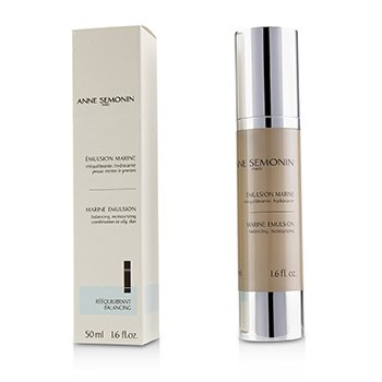 ANNE SEMONIN MARINE EMULSION - FOR COMBINATION TO OILY SKIN  50ML/1.6OZ