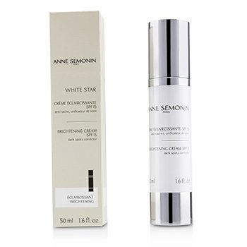 ANNE SEMONIN BRIGHTENING CREAM SPF 15  50ML/1.6OZ