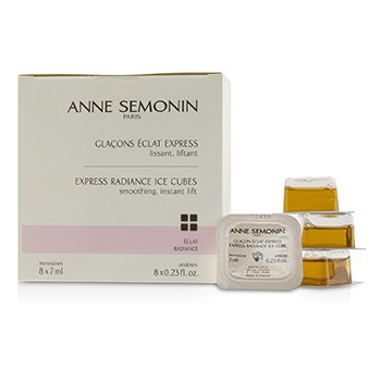 ANNE SEMONIN EXPRESS RADIANCE ICE CUBES  8X7ML/0.23OZ
