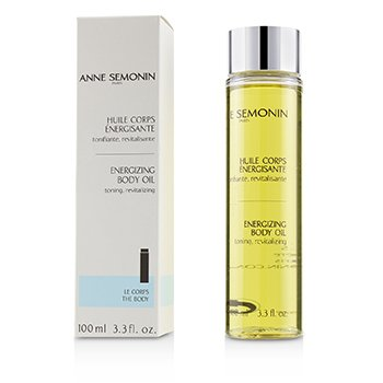 ANNE SEMONIN ENERGIZING BODY OIL  100ML/3.3OZ