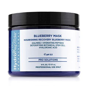HYDROPEPTIDE BLUEBERRY MASK - NOURISHING RECOVERY BLUEBERRY MASK (PH 5.5) (SALON PRODUCT)  177ML/6OZ