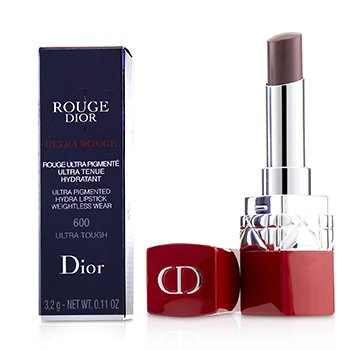 CHRISTIAN DIOR ROUGE DIOR ULTRA ROUGE - # 600 ULTRA TOUGH  3.2G/0.11OZ