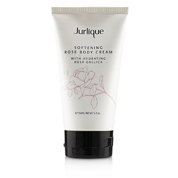 JURLIQUE SOFTENING ROSE BODY CREAM  150ML/5OZ