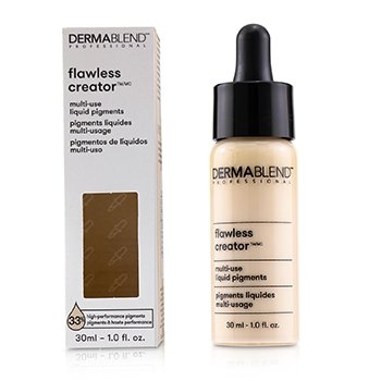 DERMABLEND FLAWLESS CREATOR MULTI USE LIQUID PIGMENTS FOUNDATION - # 0N  30ML/1OZ