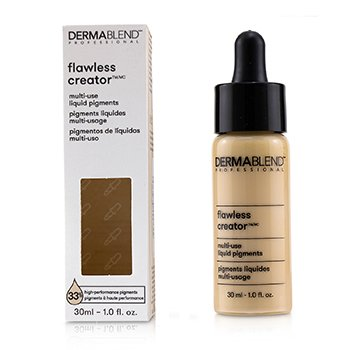 DERMABLEND FLAWLESS CREATOR MULTI USE LIQUID PIGMENTS FOUNDATION - # 10N  30ML/1OZ
