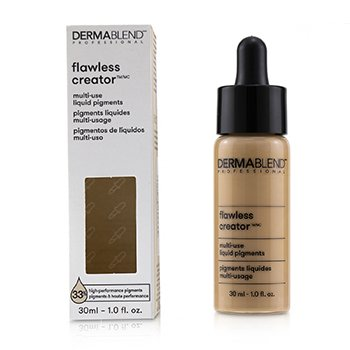 DERMABLEND FLAWLESS CREATOR MULTI USE LIQUID PIGMENTS FOUNDATION - # 35W  30ML/1OZ