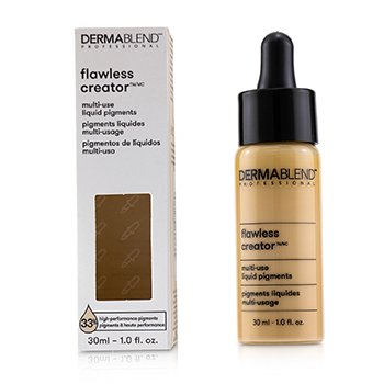 DERMABLEND FLAWLESS CREATOR MULTI USE LIQUID PIGMENTS FOUNDATION - # 37W  30ML/1OZ