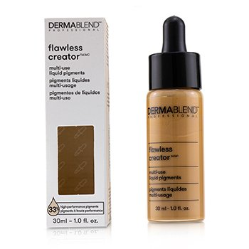 DERMABLEND FLAWLESS CREATOR MULTI USE LIQUID PIGMENTS FOUNDATION - # 45W  30ML/1OZ