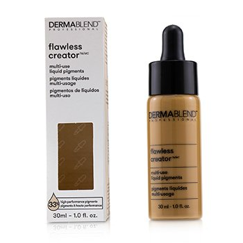 DERMABLEND FLAWLESS CREATOR MULTI USE LIQUID PIGMENTS FOUNDATION - # 48N  30ML/1OZ