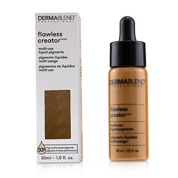 DERMABLEND FLAWLESS CREATOR MULTI USE LIQUID PIGMENTS FOUNDATION - # 50W  30ML/1OZ