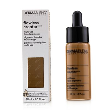 DERMABLEND FLAWLESS CREATOR MULTI USE LIQUID PIGMENTS FOUNDATION - # 60N  30ML/1OZ