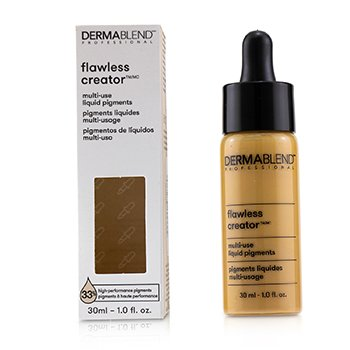 DERMABLEND FLAWLESS CREATOR MULTI USE LIQUID PIGMENTS FOUNDATION - # 43W  30ML/1OZ