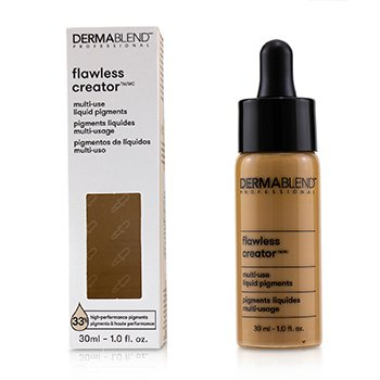 DERMABLEND FLAWLESS CREATOR MULTI USE LIQUID PIGMENTS FOUNDATION - # 43N  30ML/1OZ
