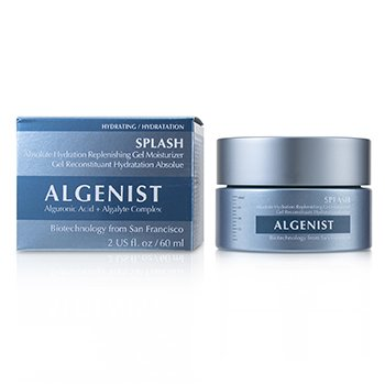 ALGENIST SPLASH ABSOLUTE HYDRATION REPLENISHING GEL MOISTURIZER  60ML/2OZ