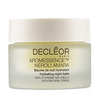 DECLEOR AROMESSENCE NEROLI AMARA HYDRATING NIGHT BALM - FOR DEHYDRATED SKIN  50ML/1.55OZ