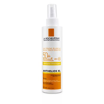 LA ROCHE POSAY ANTHELIOS XL ULTRA-LIGHT SPRAY SPF 50+ - FOR SENSITIVE SKIN (WATER RESISTANT)  200ML/6.7OZ