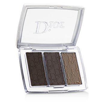 CHRISTIAN DIOR DIOR BACKSTAGE BROW PALETTE - # 002 DARK  3G/0.1OZ
