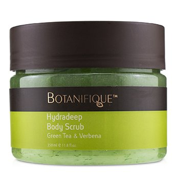 BOTANIFIQUE HYDRADEEP BODY SCRUB - GREEN TEA & VERBENA  350ML/11.8OZ