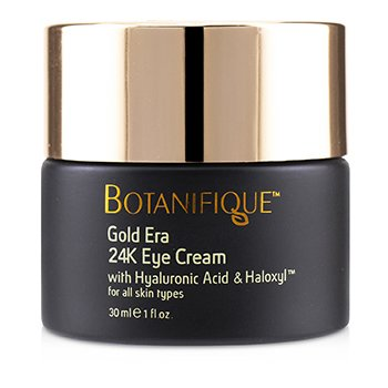 BOTANIFIQUE GOLD ERA 24K EYE CREAM  30ML/1OZ