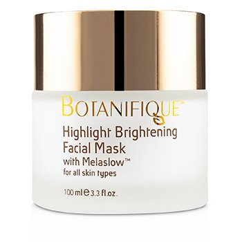 BOTANIFIQUE HIGHLIGHT BRIGHTENING FACIAL MASK  100ML/3.3OZ