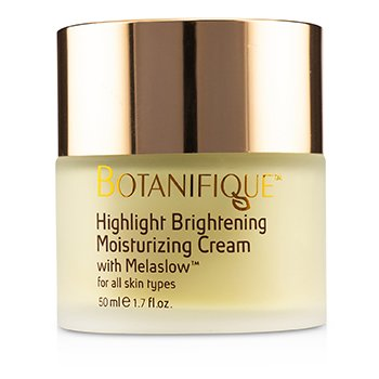 BOTANIFIQUE HIGHLIGHT BRIGHTENING MOISTURIZING CREAM  50ML/1.7OZ