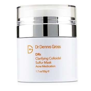 DR DENNIS GROSS DRX CLARIFYING COLLOIDAL SULFUR MASK  50G/1.7OZ