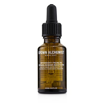 GROWN ALCHEMIST ANTIOXIDANT + FACIAL OIL - BORAGO, ROSEHIP & BUCKTHORN  25ML/0.84OZ
