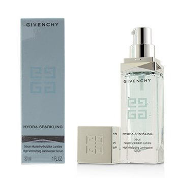 GIVENCHY HYDRA SPARKLING HIGH MOISTURIZING LUMINESCENCE SAP-SERUM (PACKAGING SLIGHTLY DAMAGED)  30ML/1OZ