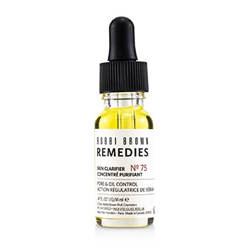 BOBBI BROWN BOBBI BROWN REMEDIES SKIN CLARIFIER NO 75 - FOR BLEMISH-PRONE, PORE-CLOGGED SKIN  14ML/0.47OZ