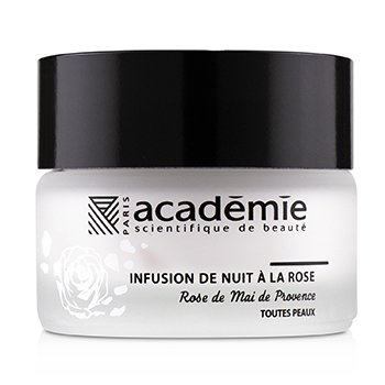 ACADEMIE AROMATHERAPIE NIGHT INFUSION ROSE CREAM  30ML/1OZ